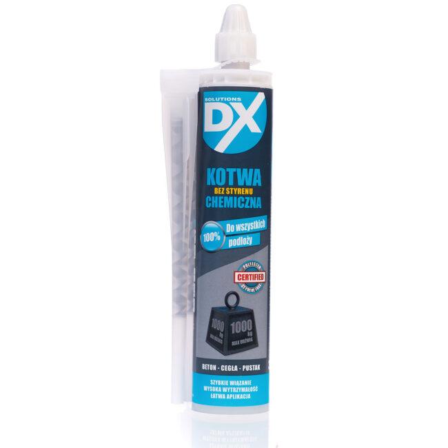 Kotwa chemiczna bez styrenu DX 300ml