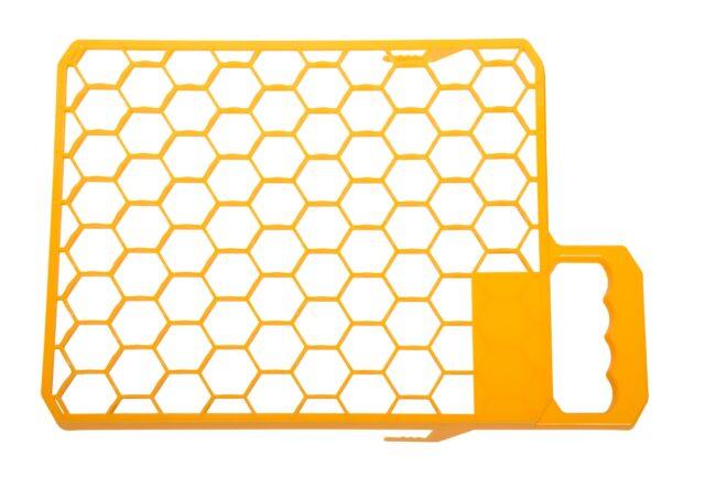 Kratka malarska HARDY 32x27cm żółta KAEM 0145-323227k