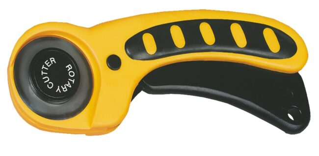 Nóż z ostrzem okrągłym KAEM 0590-404500