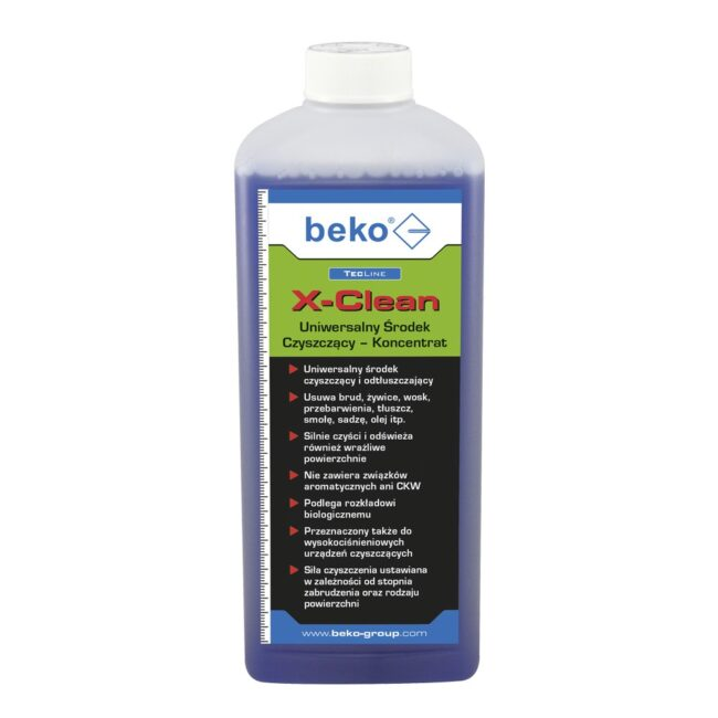 TEC-LINE X-CLEAN 1000ml KONCENTRAT BEKO