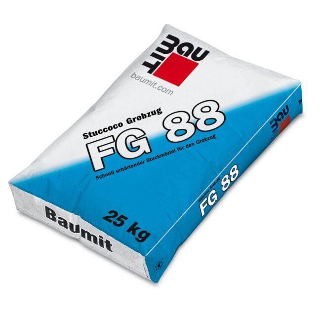 BAUMIT FG 88 zaprawa sztukatorska gruboziarnista 25kg