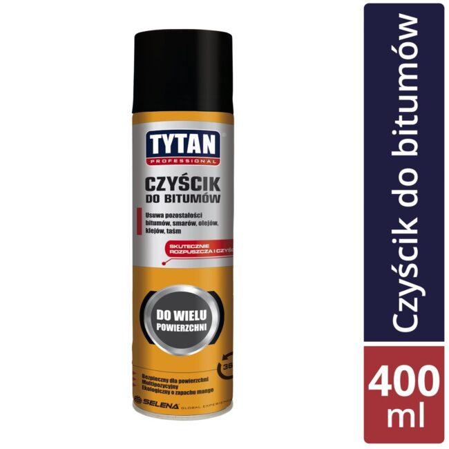 TYTAN Czyścik do bitumów 400ml