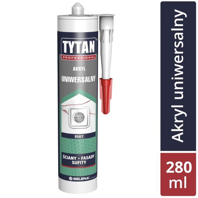 TYTAN Akryl professional biały 280ml SELENA