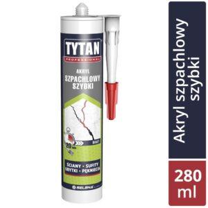 Akryl szpachlowy szybki biały PROFESSIONAL TYTAN SELENA