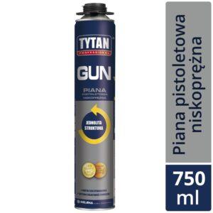 TYTAN Piana pistoletowa PROFESSIONAL GUN 750ml SELENA