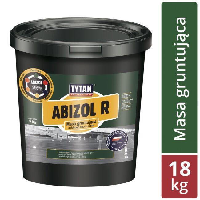 ABIZOL R Masa gruntująca 18kg SELENA