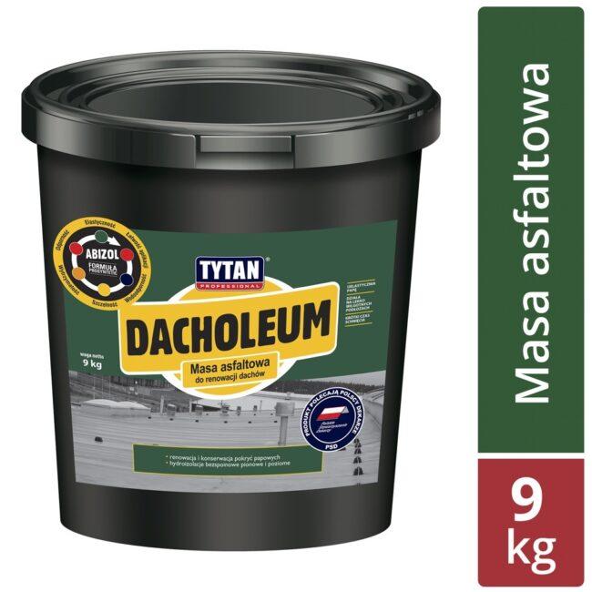 MASA BITU MICZNA DO RENOWACJI DACHÓW DACHOLEUM 9kg