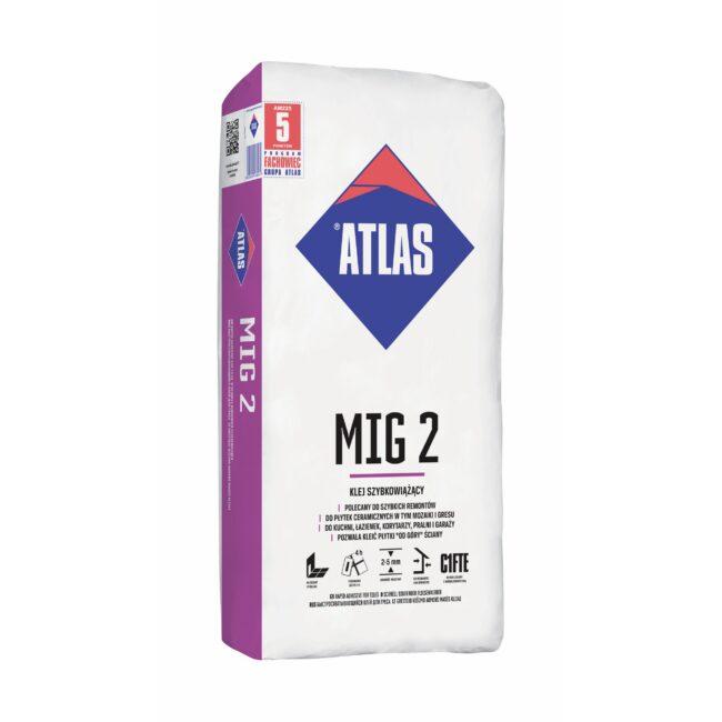 Klej MIG 2 25kg ATLAS