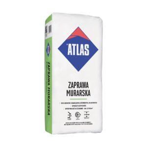 Zaprawa murarska 25kg ATLAS