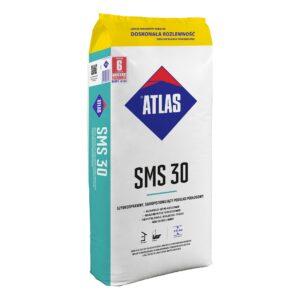 SMS 30 SAMOPOZIOMUJĄCA Masa szpachlowa 25kg ATLAS