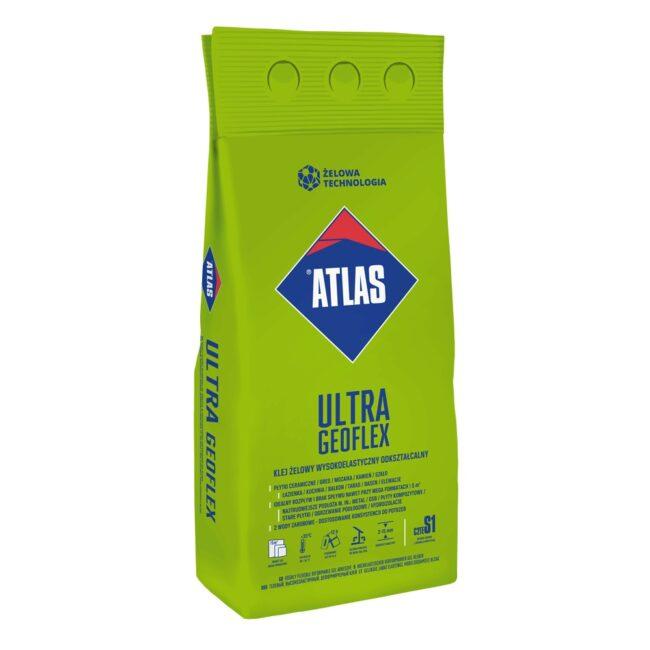 KLEJ GEOFLEX ULTRA wysokoelastyczny klej żelowy typu C2TE (2-15 mm) 5