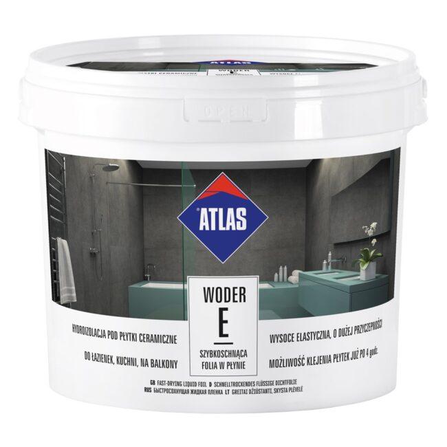 Woder E folia uszczelniające 2kg 15kg ATLAS