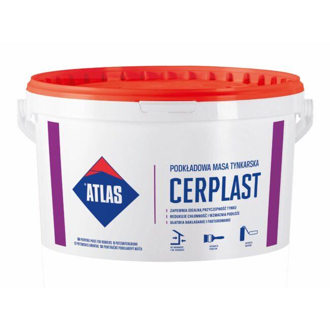 Masa tynkarska podkładowa CERPLAST 5kg