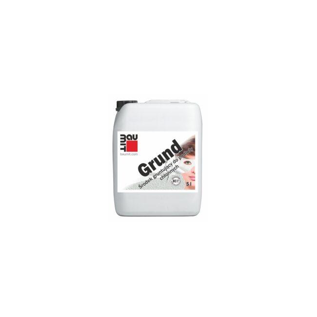 BAUMIT Grund podkład gruntujący do podłoży chłonnych 5kg