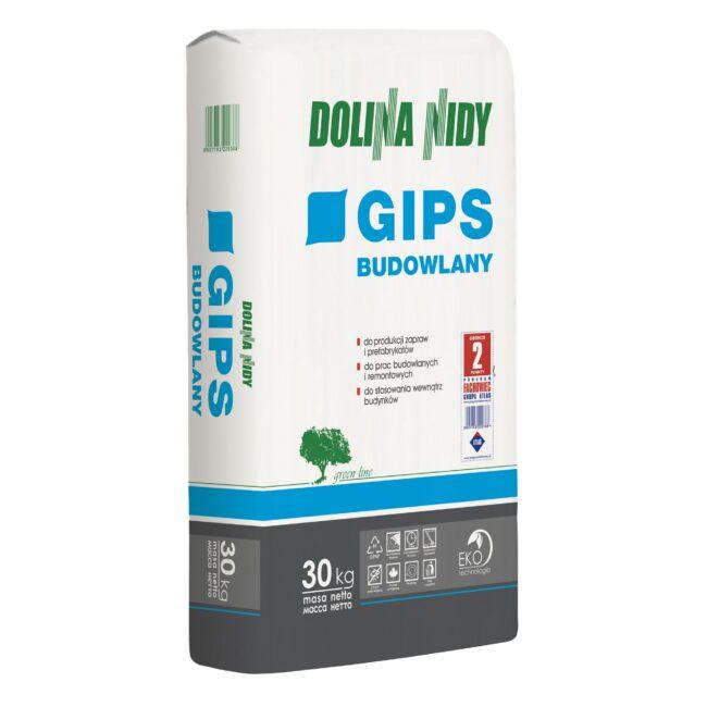GIPS BUDOWLANY DOLINA NIDY 2kg