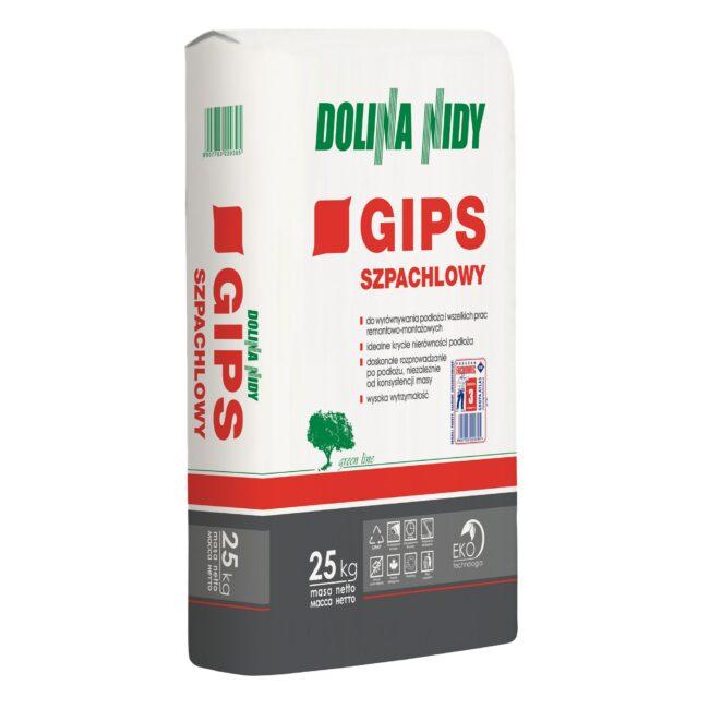 Gips szpachlowy DOLINA NIDY 2kg