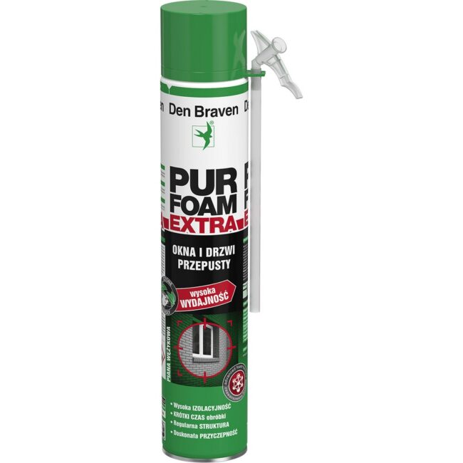 Piana PURFOAM EXTRA 750ml DEN BRAVEN