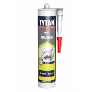 Akryl malarski biały 280ml TYTAN SELENA