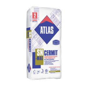 Cienkowarstwowy tynk mineralny CERMIT SN-MAL 15
