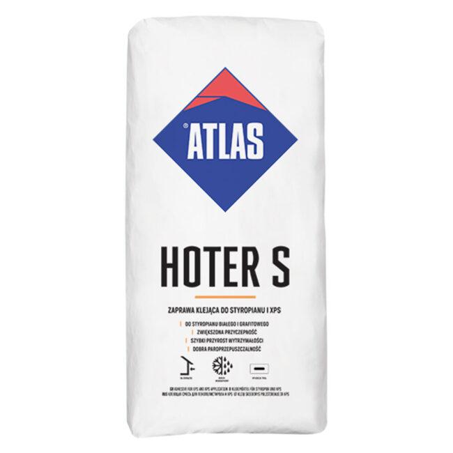 HOTER S klej do styropianu 25kg ATLAS