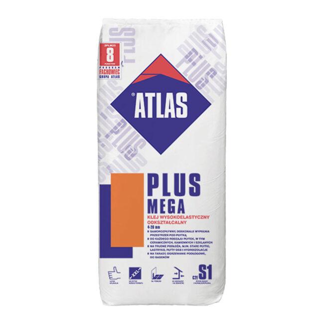 Klej PLUS MEGA 25kg ATLAS
