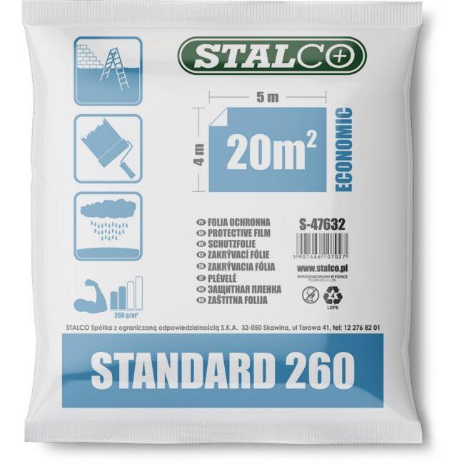 Folia malarska cienka s-47620 STALCO