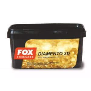 Farba DIAMENTO 3D FOX 1L