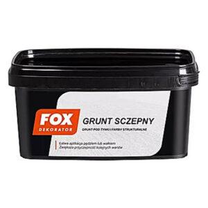 Grunt szczepny 1kg 3kg FOX