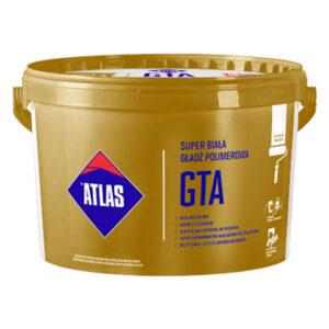 Gładź polimerowa GTA 18kg ATLAS