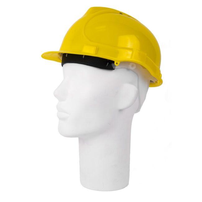 Hełm przemysłowy żółty S-42059 STALCO