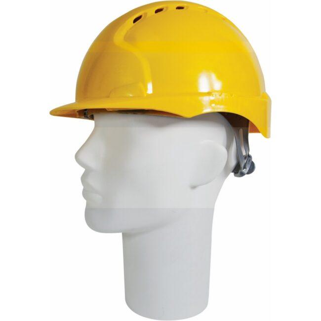 Hełm przemysłowy CZERWONY S-78106 STALCO