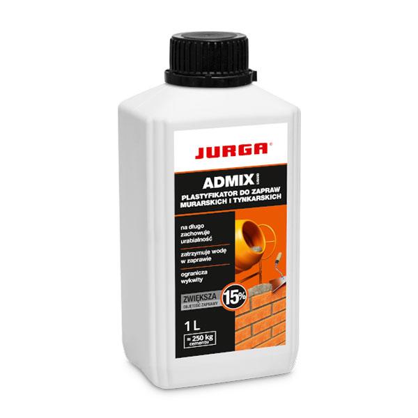 ADMIX LIQUID Plastiyfikator 1L JURGA