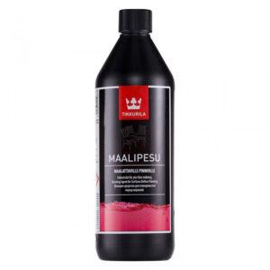 Alkaliczny detergent do czyszczenia i przygotowania powierzchni MAALIPESU-CLEANING 1L TIKKURILA