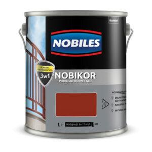 Emalia poliuretanowa NOBIKOR 1L 5L 10L 12L NOBILES