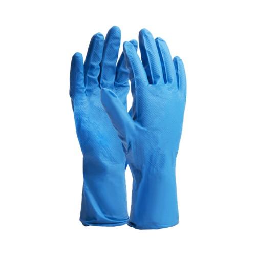 Rękawice nitrax GRIP Blue L-XL STALCO