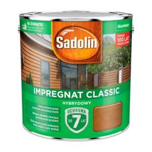 Sadolin Classic impregnat do drewna powłokotwórczy