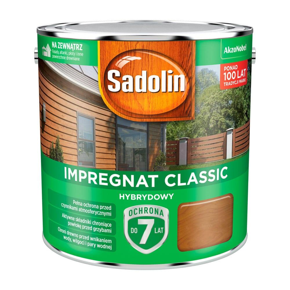 SADOLIN CLASSIC - IMPREGNAT POWŁOKOTWÓRCZY 0
