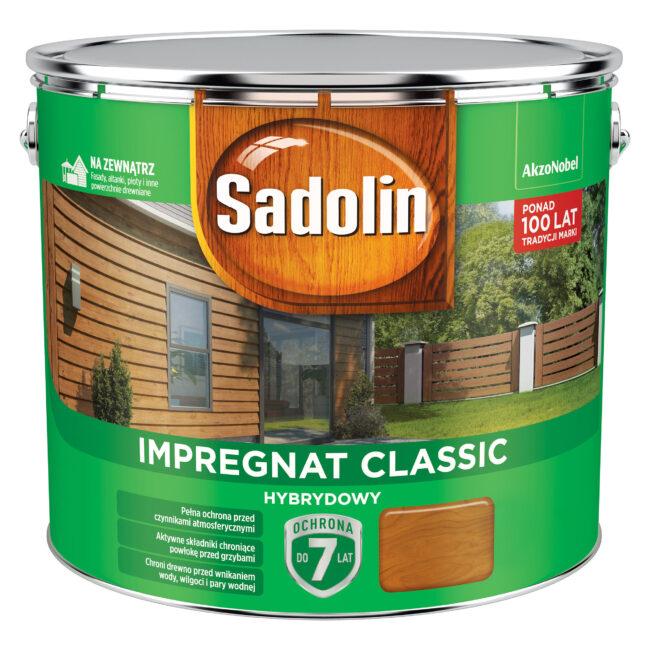 Sadolin CLASSIC HYBRYDOWY 0