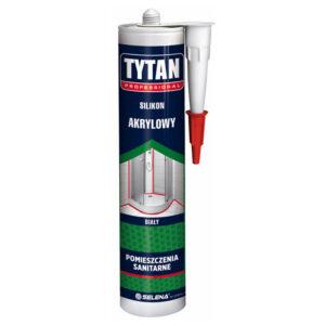 Silikon akrylowy TYRAN biały 280ml SELENA