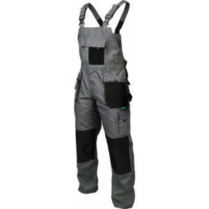 Spodnie robocze na szelkach STALCO