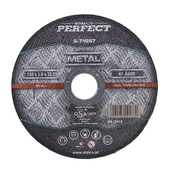 Tarcza DO METALU PŁASKA PERFECT 115