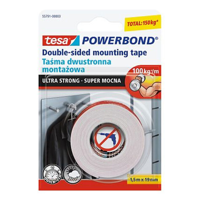 Taśma POWERBOND ULTRA STRONG 1