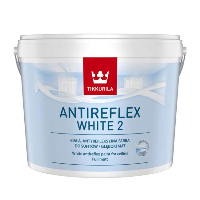 FARBA GŁĘBOKI MAT ANTYREFLEKSYJNA ANTI-REFLEX 3L