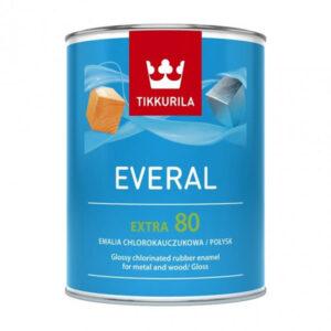 EVERAL EXTRA Emalia chlorokauczukowa BAZA A C 1 0