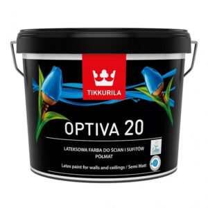 Farba do ścian OPTIVA SEMI MAT 20 0
