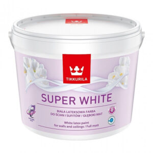 SUPER WHITE EMULSJA LATEKSOWA 2