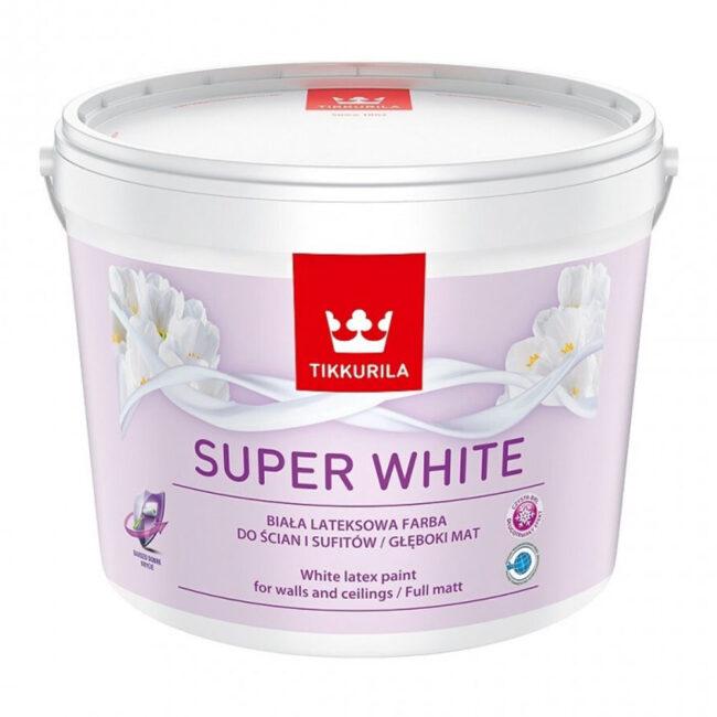 SUPER WHITE EMULSJA LATEKSOWA 2