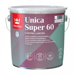UNICA SUPER SEMI GLOSS 60 0.9L TIKKURILA
