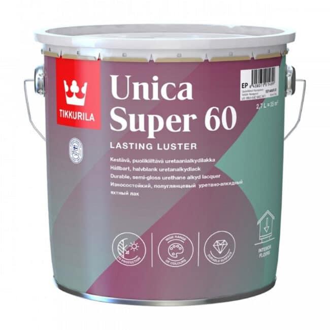 UNICA SUPER SEMI GLOSS 60 0.9L TIKKURILA
