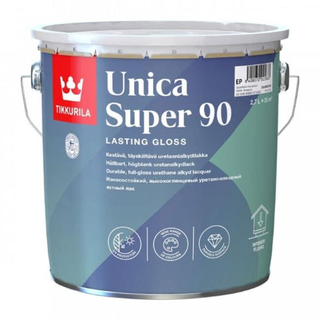 UNICA SUPER GLOSS 90 EP 0.9L TIKKURILA